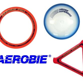 Super Set Aerobie Pro Ring+Superdisk+Bооmerang - Сет Ринг+Диск+Бумеранг